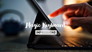 This is Incredible - iPad Pro Magic Keyboard Impressions