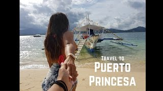 Travel to Puerto Princesa, Palawan (Philippines)