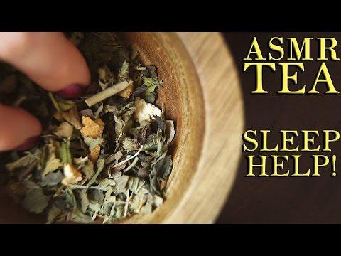 ASMR Soft Spoken Sleep Tips: Health Benefits of Tea for Stress, Anxiety, Insomnia