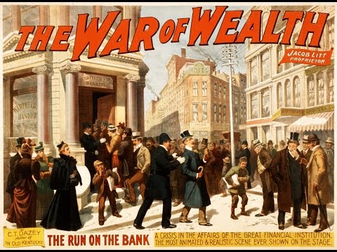 Money Now Unsafe in Banks and here is why. Derivatives and Bail Ins