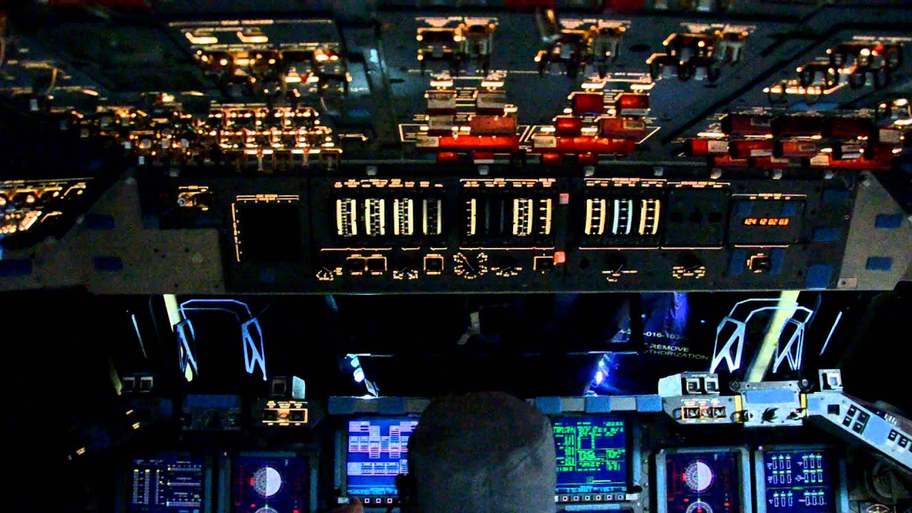 space shuttle home cockpit - photo #25