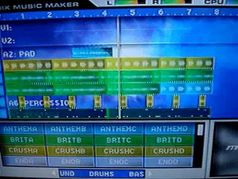 beat on ps2 music maker