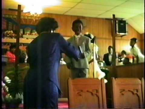 Little Bryan Baptist Church Easter Program 1990 part 1