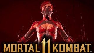 Mortal Kombat 11 - СКАРЛЕТ пришла за головами для КРИПТЫ (башни и онлайн)
