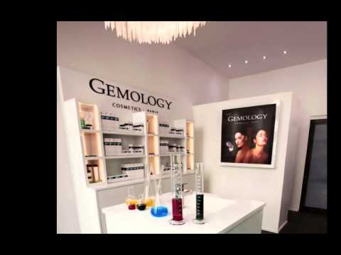 Opening in Paris of the Spa Gemology Cosmetics right next to the Champs Elysées