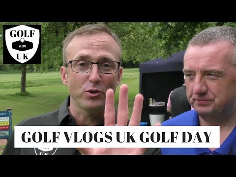 GOLF VLOGS UK FIRST GOLF MATES DAY AT CHORLTON CUM HARDY GOLF CLUB