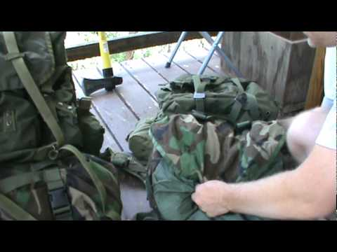 molle ii medium rucksack assembly instructions