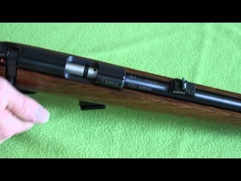 Zásobník ZKM 455 upravený na flobert 6 mm