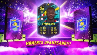 MOMENTS UPAMECANO SBC! [85 PACE!] - FIFA 20 Ultimate Team