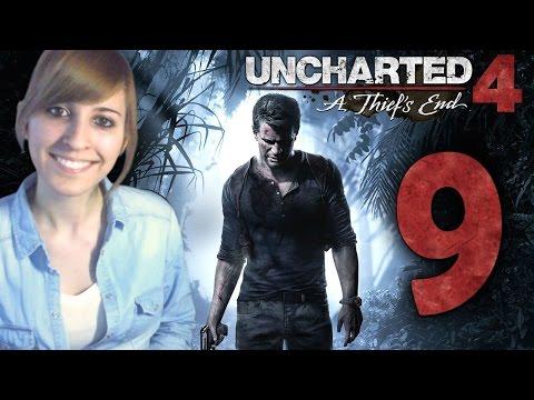 Uncharted 4 #9 - La trampa de Rafe - Let's Play Español    loreniitta90