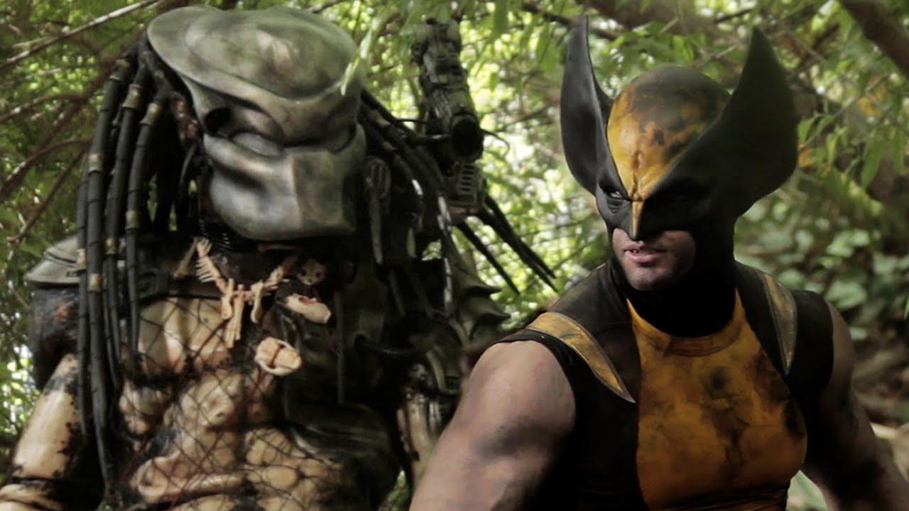 WOLVERINE vs PREDATOR - Super Power Beat Down (Episode 9)