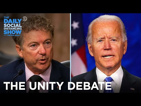 Biden Calls for Unity and a GOP Rep Calls for Dems to Be Executed | The Daily Social Distancing Show