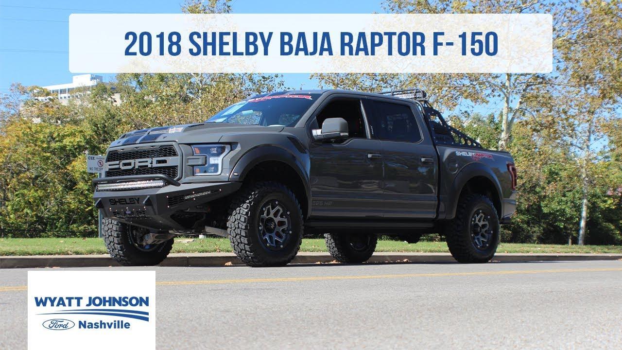 Shelby Raptor 2017 >> Urban Legend 2018 Shelby Baja Raptor Sema Show 2017