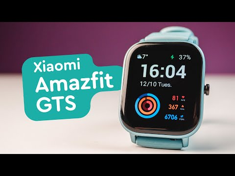 Xiaomi Amazfit GTS обзор - Apple Watch на Андроиде?