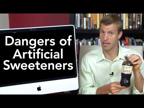 Put Down the Diet Soda! The Dangers of Artificial Sweeteners-Transformation TV-Episode #005 thumbnail