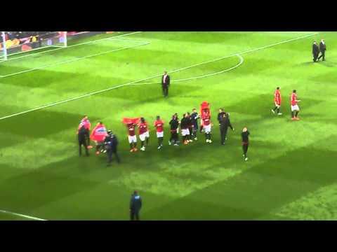 Man Utd win their 20th top flight league title