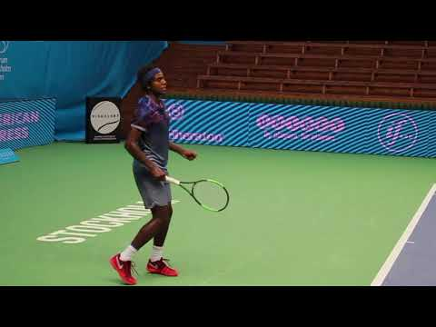 Elias Ymer is ready for Intrum Stockholm Open