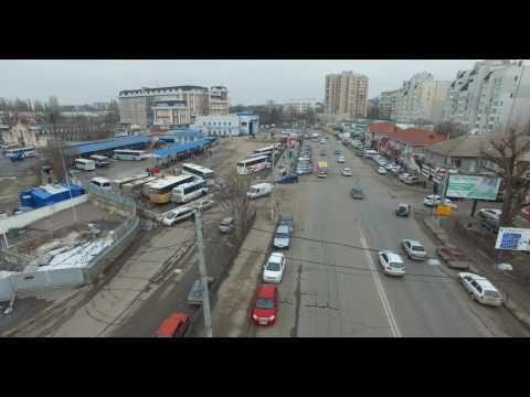 Автовокзал в Симферополе