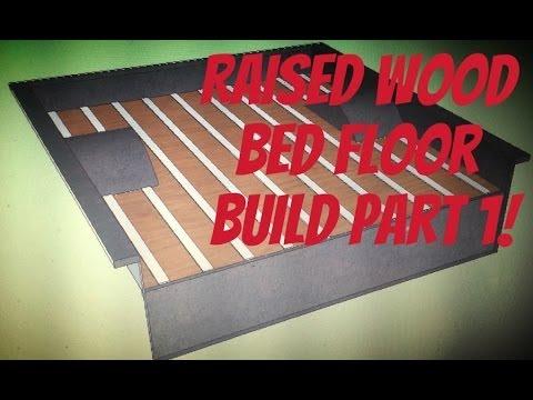 Bagged Nissan Hardbody//Bed Build Prt.1