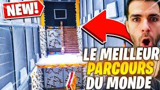 🔥 LE MEILLEUR PARCOURS DEATHRUN LEVEL DEMON : PS4 à Gagner ! Skyyart Fortnite Creatif
