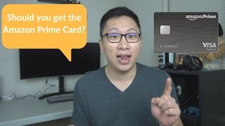Should you get the Amazon Prime Rewards Card by Chase?