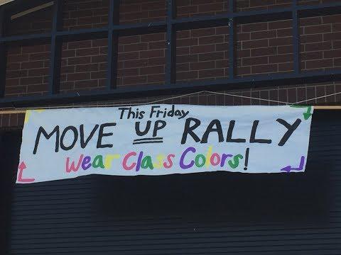 Woodcreek High School Move Up Rally 2017