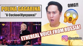 "Download Polina Gagarina (Поли́на Гага́рина) - ""A Cuckoo(Кукушка)"" Singer 2019 EP4 