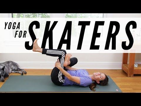 Yoga For Skaters|Yoga With Adriene
