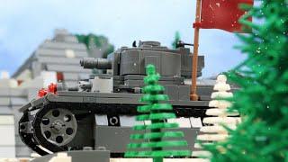 Lego WW2 Winter war 1939: Soviets invaded Finland (part 1)