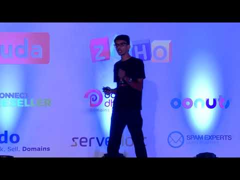 CloudFest India 2018: Domaining With AI