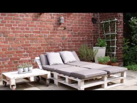 paletten videolike. Black Bedroom Furniture Sets. Home Design Ideas