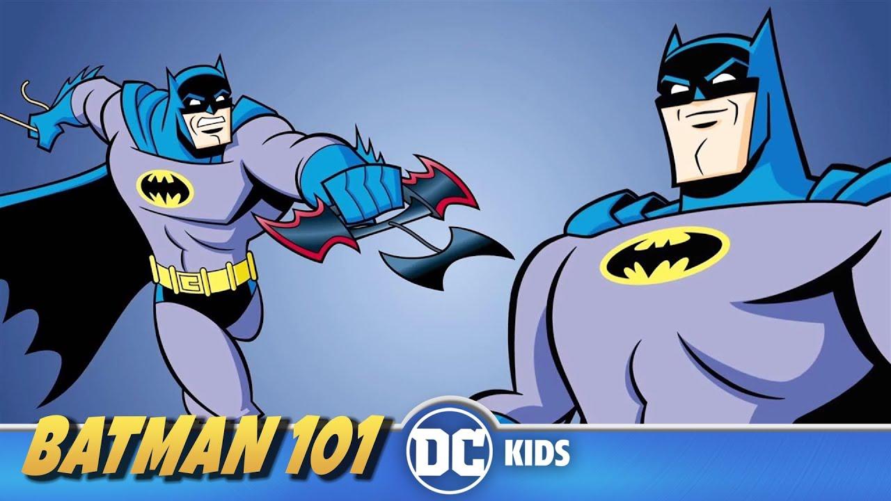 Cómo pensar como Batman   Batman 101 En Latino   DC Kids