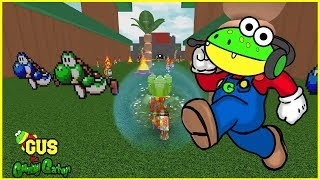 Let's Play Roblox Games Mario Obby and Escape from Grandma! thumbnail