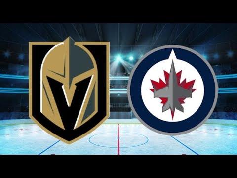 Vegas Golden Knights vs Winnipeg Jets (3-1) – May.14, 2018 | Game Highlights | NHL 2018