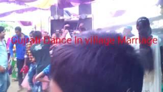 gujarati dance in marriage village in dungarpur rajasthan