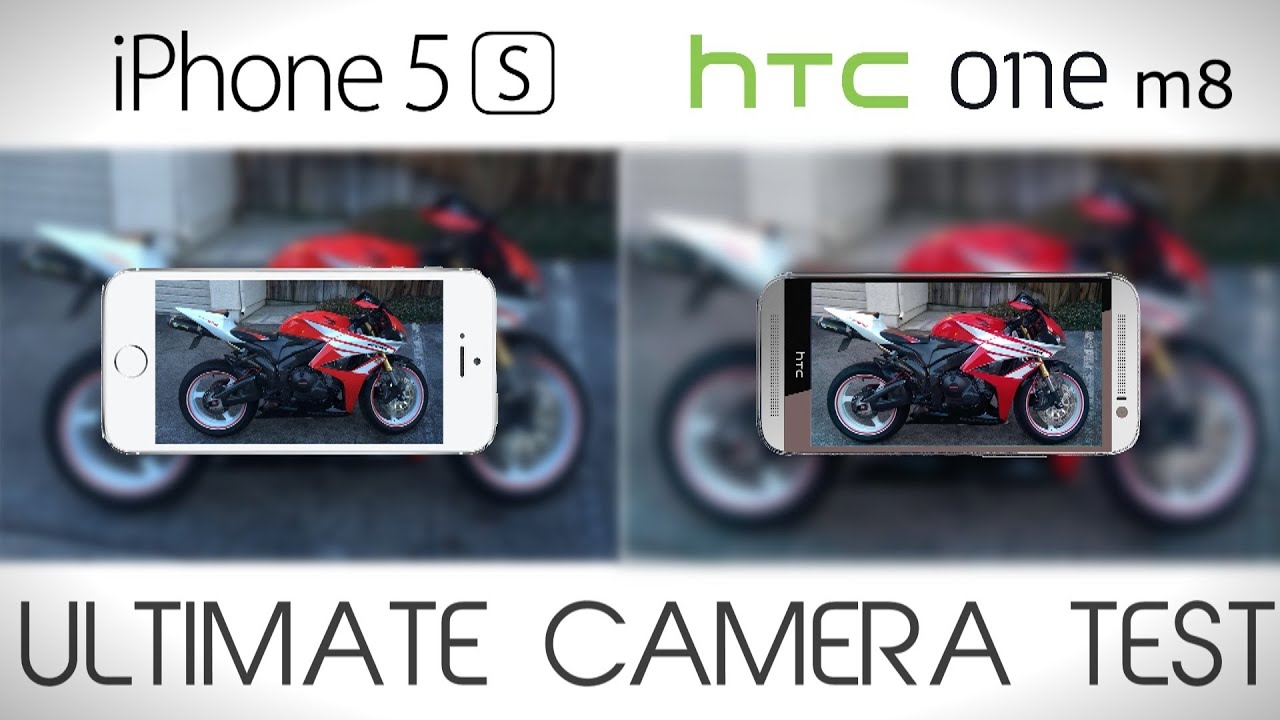 htc one m8 vs iphone 5s ultimate camera test youtube