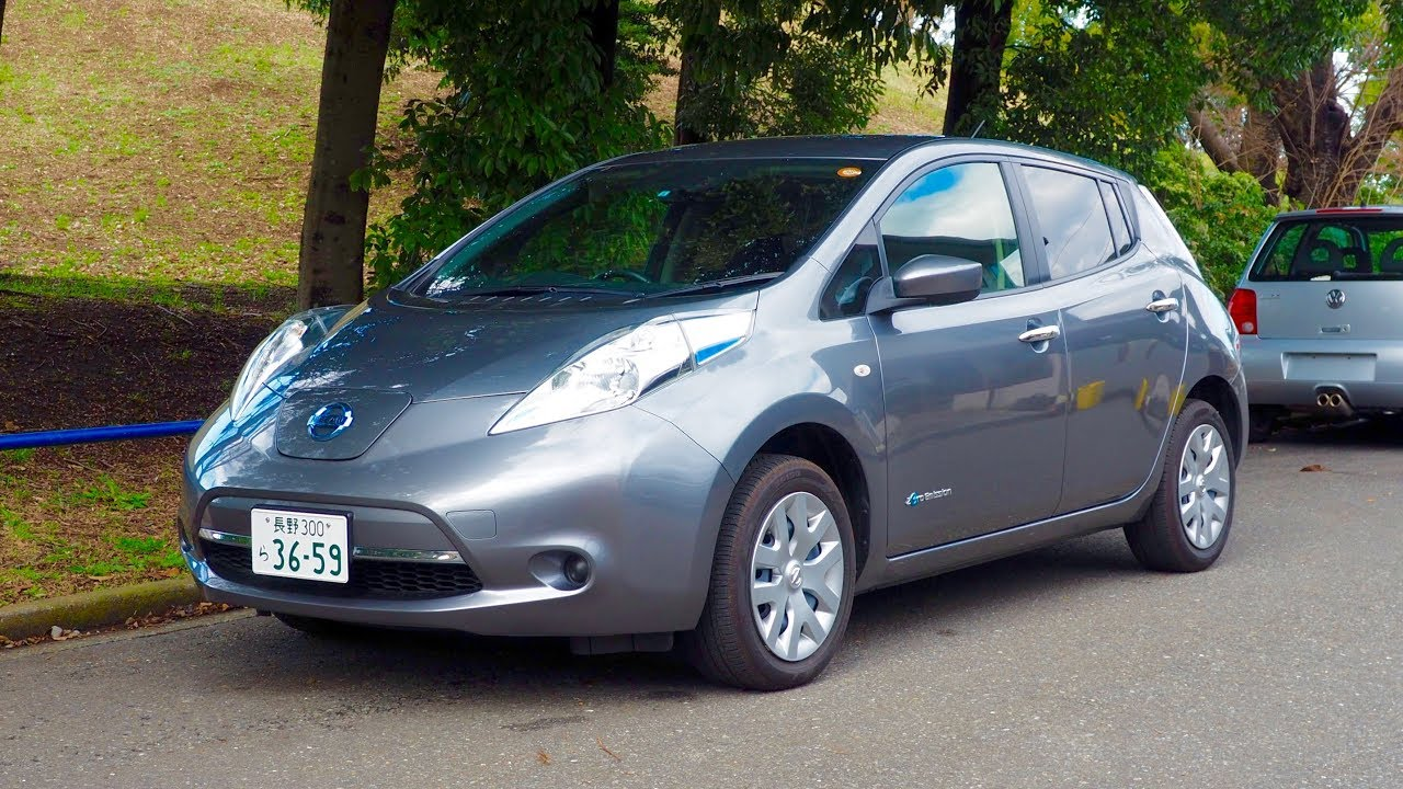 2016 Nissan Leaf Ev Mauritius Import An Auction Purchase Review