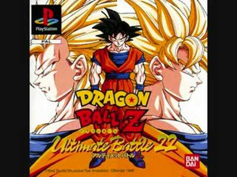 Dragon Ball Z Ultimate Battle 22 Son Goku's Theme