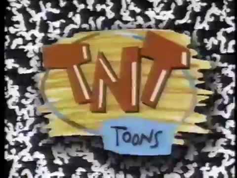1993 Rare TNT/Cartoon Network ID - YouTube