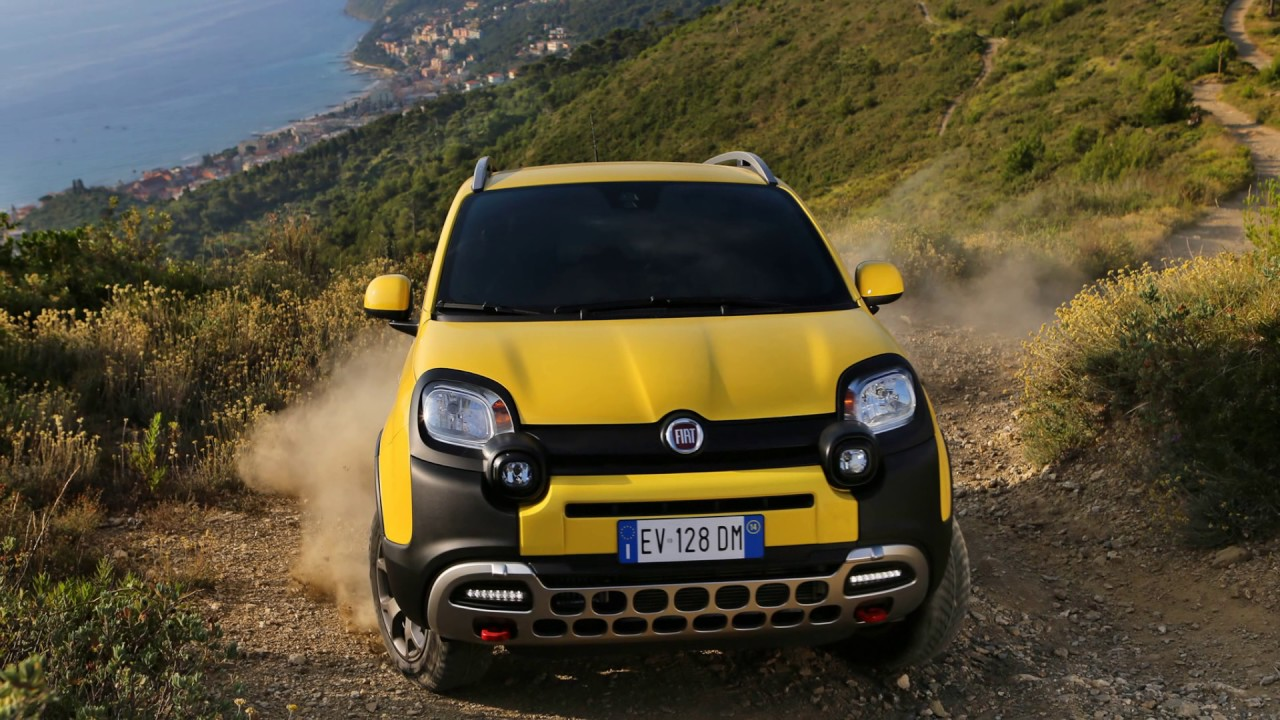 concept 2018 fiat panda new cross youtube. Black Bedroom Furniture Sets. Home Design Ideas