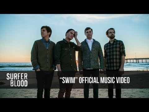 Surfer Blood - SWIM [Music Video]