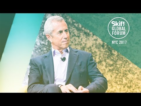 Union Square Hospitality Group CEO Danny Meyer at Skift Global Forum 2017
