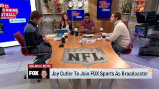 GMFB reads Jay Cutler's full retirement statement | May 5, 2017