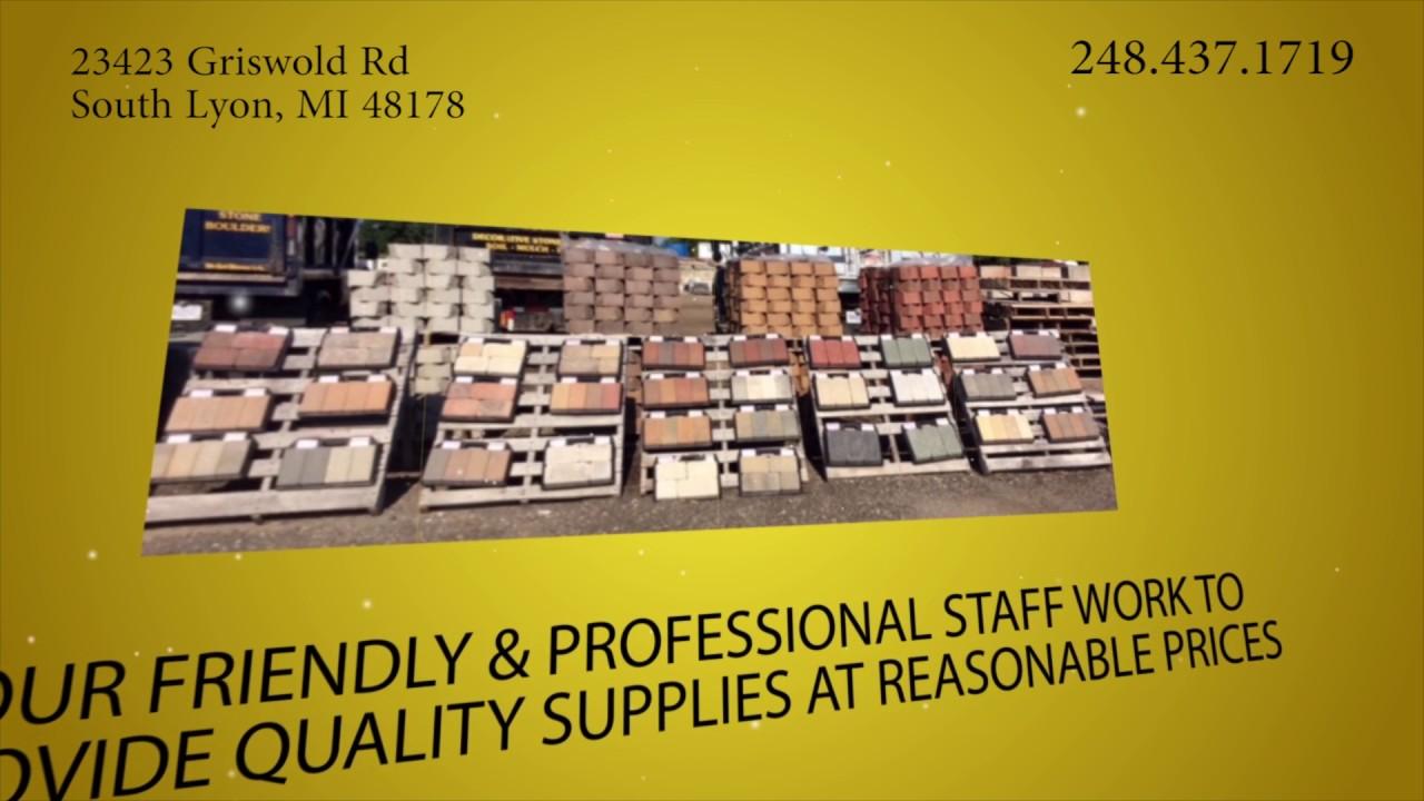 Landscape Supply in Oakland County, MI | Stone Depot Landscape Supplies - Landscape Supply In Oakland County, MI Stone Depot Landscape