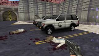 "Half-Life: Blue Shift Walkthrough - Part 4: ""Captive Freight"""