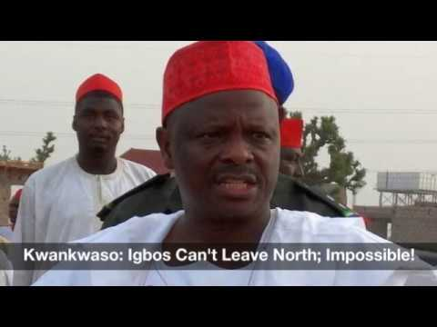 Kwankwaso: Igbos Can't Leave The North; Impossible!: Nigeria News Daily (22-06-2017)