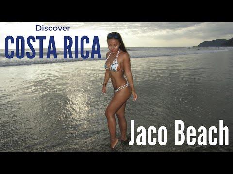 [4K / DJI OSMO MOBILE + GOPRO 5 ] JACO BEACH, Costa Rica