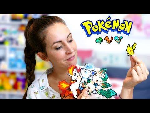 Toutes Mes Créations Pixel Art Pokémon
