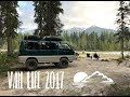 VAN LIFE | Travelling across Canada & USA in our Mitsubishi Delica L300