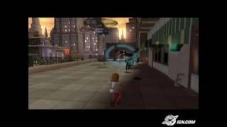 The Incredibles GameCube Trailer - Incredibles trailer